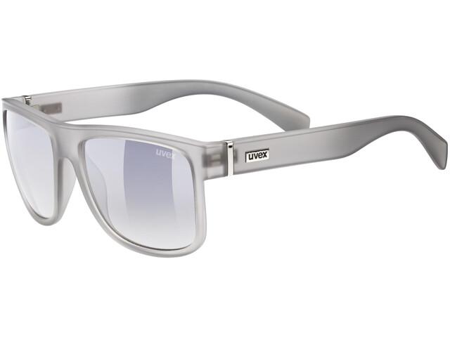UVEX LGL 21 Brille grey transparent matt/ltm.smoke dégradé